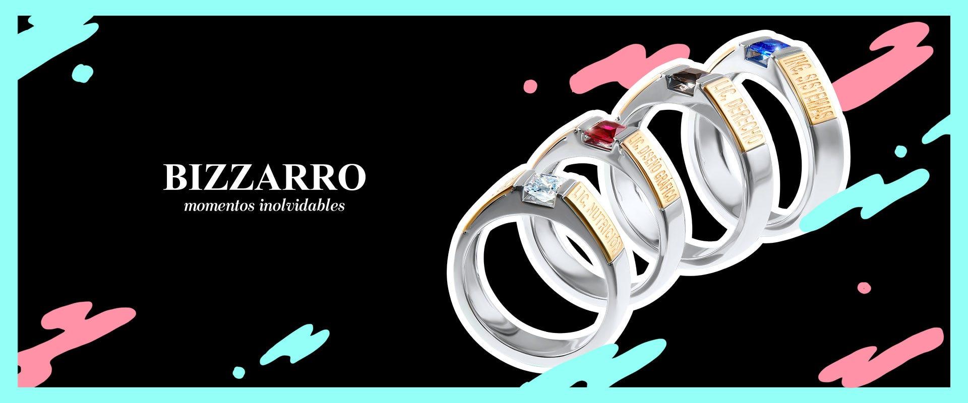 Hecho con orgullo: anillos de graduación personalizables