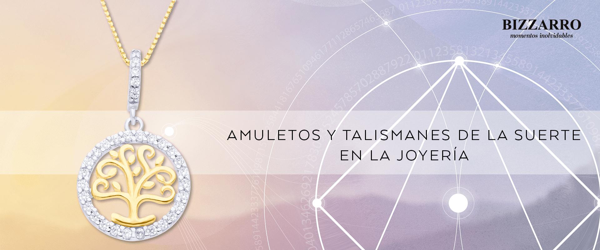Amuletos y talismanes de la suerte en la joyería