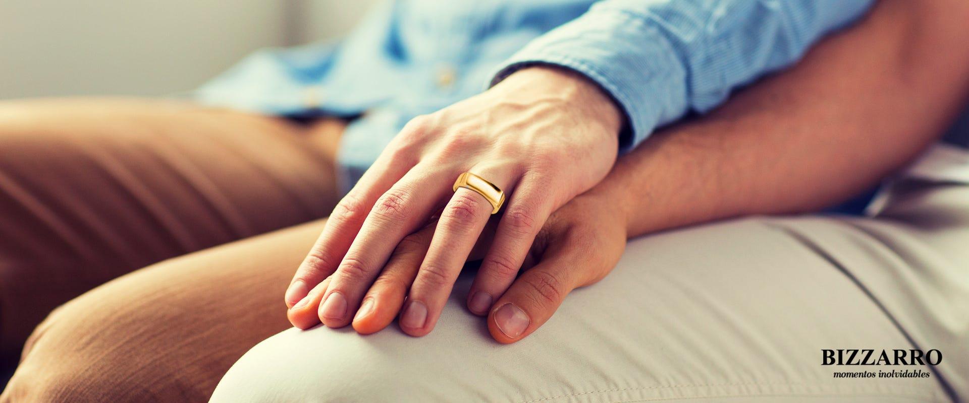 Anillo unisex, para conquistar el amor con orgullo