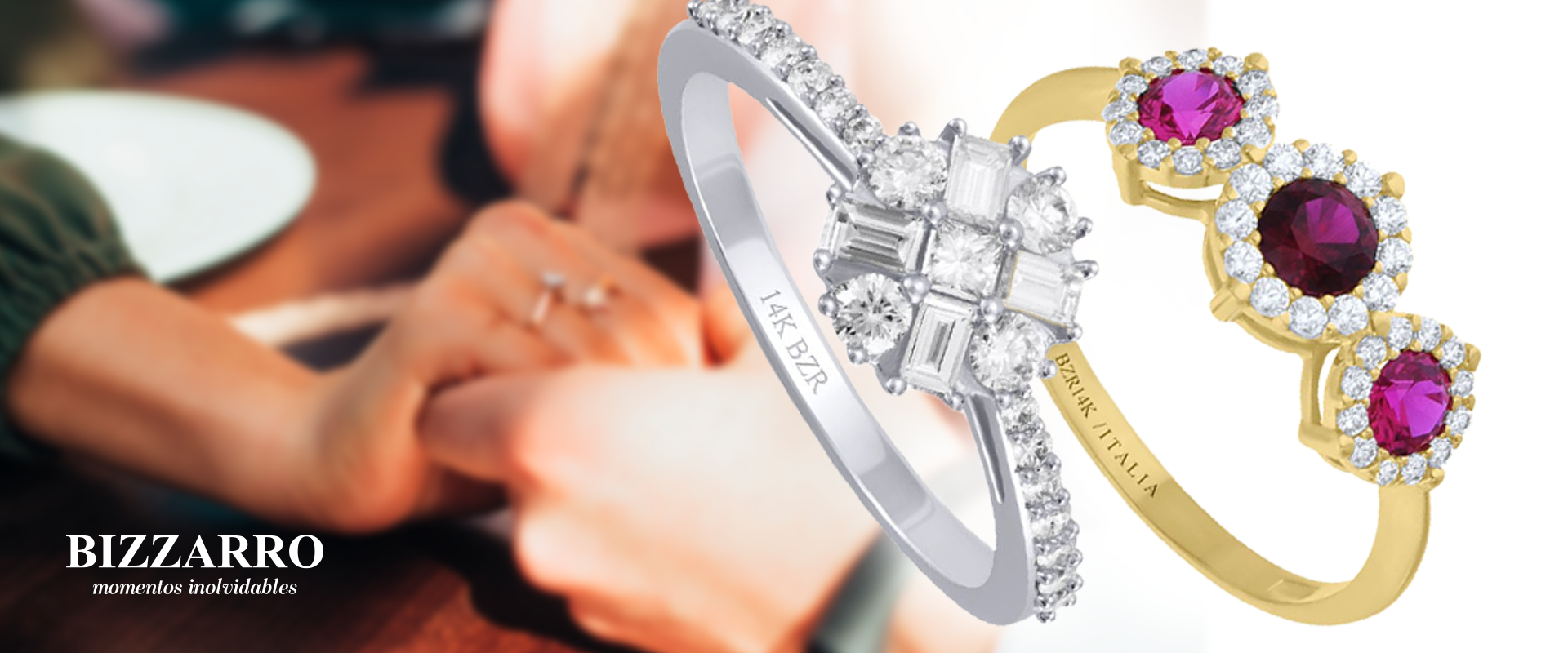 Lo que esconde el número de piedras en el anillo de compromiso