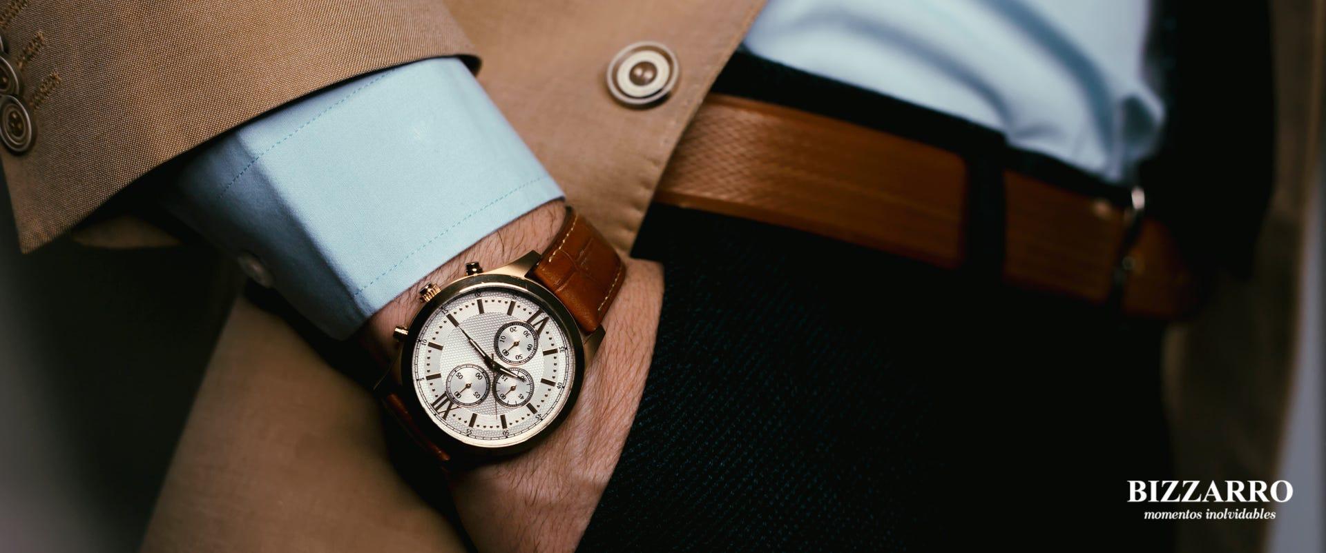 Cuidados esenciales de un reloj