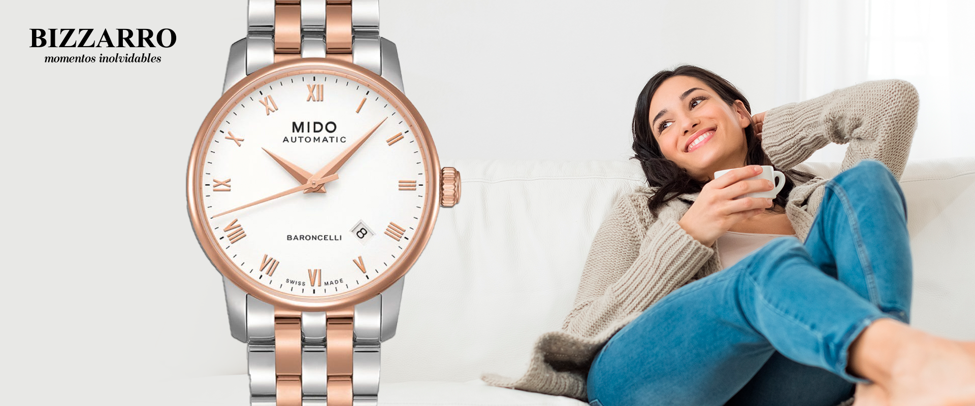 Los relojes ideales para mamá