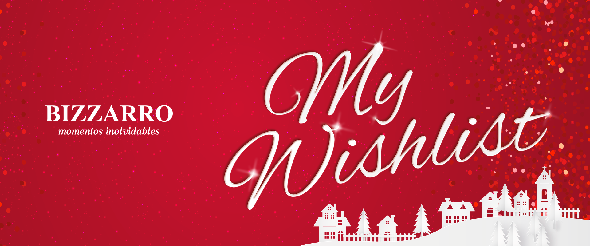 My wishlist de Navidad