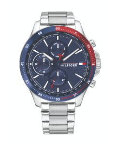 Reloj Tommy Hilfiger Bank 1791718 Caballero