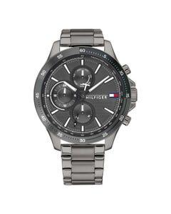 Reloj Tommy Hilfiger Bank 1791719 Para Caballero