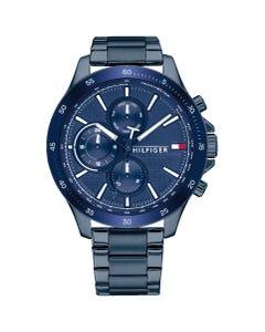 Reloj Tommy Hilfiger Bank 1791720 Caballero