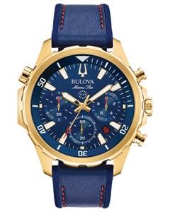 Reloj Bulova Marine Star Movimiento Cronografo para Caballero