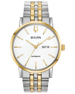 Reloj Bulova Coleccion Clasicos American Clipper Mecanicos de Cuerda Automatica para Caballero.