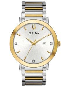 Reloj Bulova Diamantes Coleccion Modern para Caballero