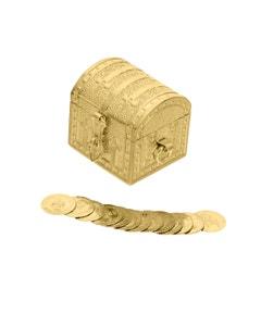 Juego de Arras de Oro Amarillo 14K (Maximiliano)