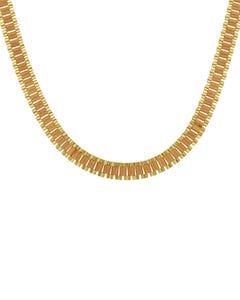 Cadena Oro Amarillo 14K de 50 Cm