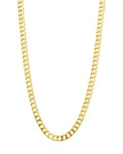 Cadena Ellegance Mediana de Oro Amarillo 60 cm