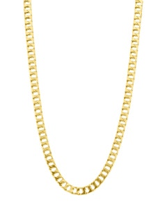 Cadena Ellegance de Oro Amarillo 60 cm