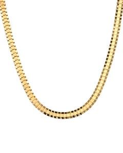 Gargantilla de Oro Amarillo 45 Cm