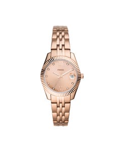 Reloj Fossil Scarlette Mini ES4898 Para Dama