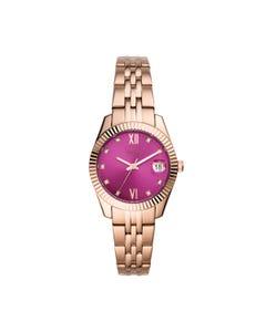 Reloj Fossil Scarlette Mini ES4900 Para Dama