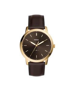 Reloj Fossil The Minimalist 3H FS5756 Para Caballero