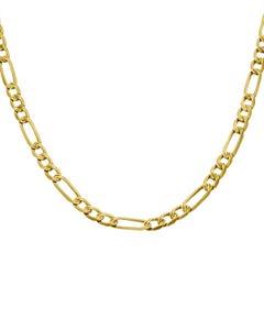 Cadena de Oro Amarillo 14K 50 cm Cal 100