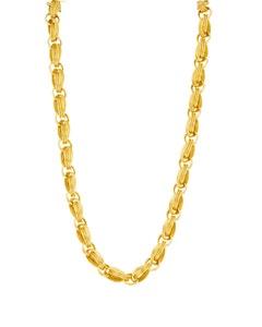 Gargantilla de Oro Amarillo 43 Cm.