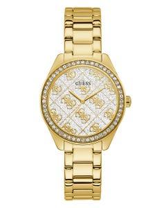 Reloj Guess Sugar Dorado Para Dama