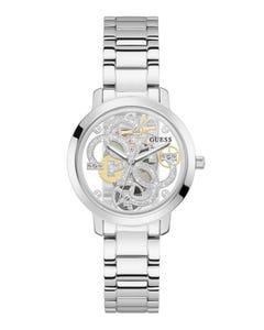 Reloj Guess Quattro Clear Dama