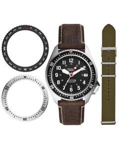 Reloj Fossil Defender LE1062 Para Caballero
