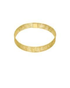 Pulsera De Oro Amarillo 14k