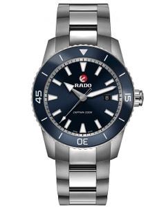 Reloj Rado Hyperchrome Captain Cook para Caballero