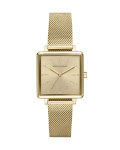 Reloj Armani Exchange Lola Square Para Dama