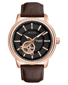 Reloj Bulova Mecánico de Cuerda Automática para Caballero