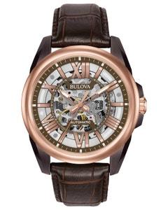 Reloj Bulova Mecánico para Caballero
