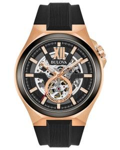 Reloj Bulova Mecanico de Cuerda Automatica para Caballero