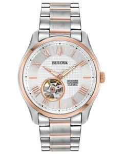 """Reloj Bulova Colección """"Wilton"""" para Caballero"""