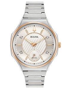 Reloj Bulova Curv para Dama