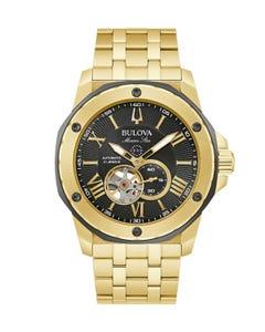 Reloj Bulova Marine Star 98A273 Para Caballero