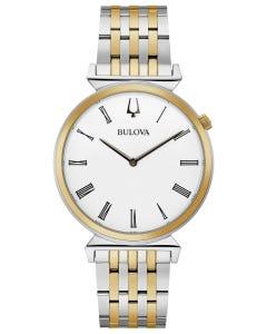"""Reloj Bulova Colección """"Regatta"""" para Caballero."""