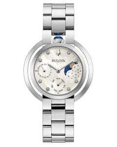 Reloj Bulova Rubaiyat para Dama con Diamantes.