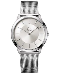 Reloj Calvin Klein Minimal Extensible Mesh para Caballero