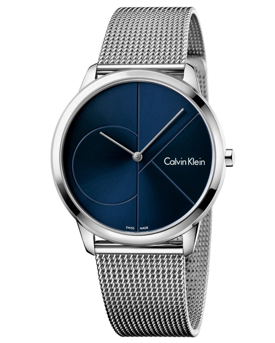 676c484bff8b Reloj Calvin Klein Minimal Unisex K3M2112N-Bizzarro Momentos Inolvidables