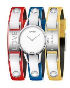 Reloj Calvin Klein #Mycalvins para Dama