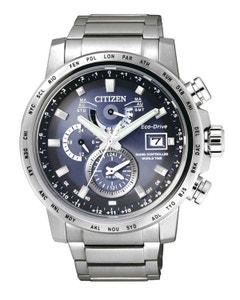 Reloj Citizen World Time At para Caballero