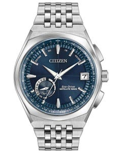 Reloj Citizen Satellite Wave World Time Gps para Caballero
