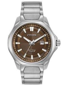 Reloj Citizen Super Titanium Ti Ip para Caballero