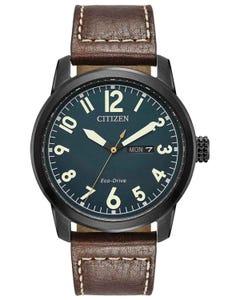 Reloj Citizen Military Strap Chandler para Caballero