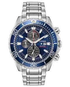 Reloj Citizen Promaster Diver Chrono 200M Caballero