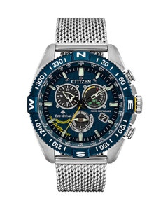 Reloj Citizen  Promaster Blue Angels Navihawk A T para Caballero