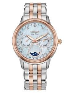 Reloj Citizen Calendrier Moon para Dama