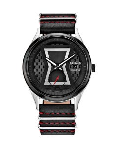 Reloj Citizen Marvel Disney - Black Widow Para Dama