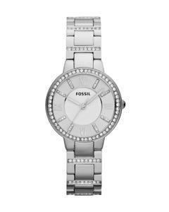 Reloj Fossil Virginia Stainless para Dama