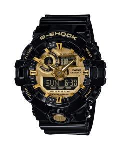 Reloj Casio G-SHOCK GA-710GB para Caballero